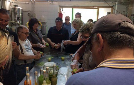 liquorificio limoncello artigianale Carlo Mansi